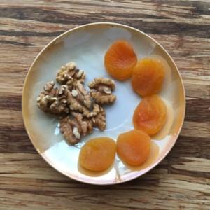 Apricots & Walnuts