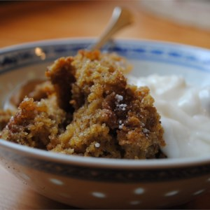 Baked Oatmeal II Recipe and Video - Found this recipe in Pennsylvania Amish country.  Everyone who tries it, loves it!