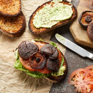 Vegan BLATs (BLTs with Avocado)