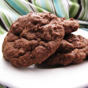 Dessert recipes allrecipes chocolate chocolate chip cookies i recipe and video these cookies are great forumfinder Images