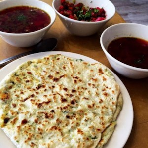 Russian recipes allrecipes khychin recipe khychin is a delicious russian flatbread filled with cheese and potato this forumfinder Gallery