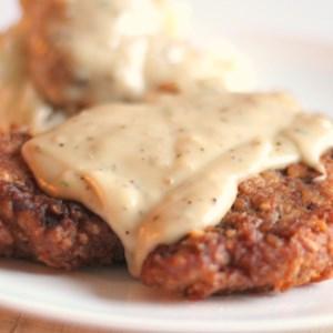 The Best Chicken Fried Steak