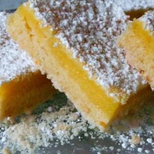 Annemarie's Lemon Bars