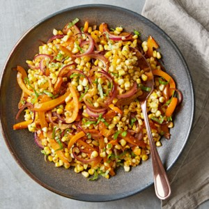 Fresh Sweet Corn Salad