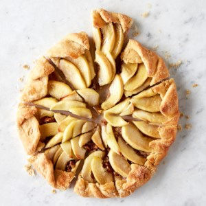 Patti LaBelle's Free-Form Apple Tart