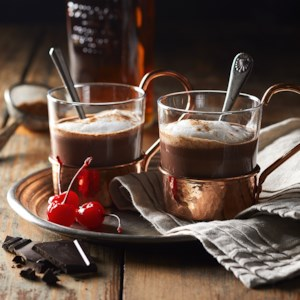 Bourbon Hot Cocoa