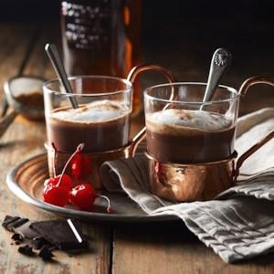 Bourbon Hot Cocoa