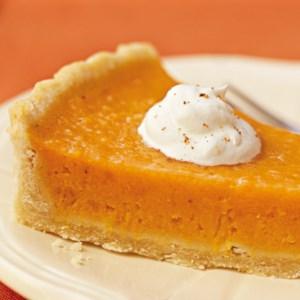 Citrus-Sweet Potato Pie