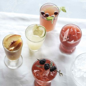 Sangria-Style Cooler
