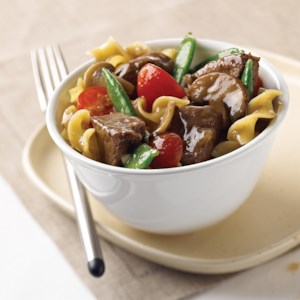 Beef-Vegetable Ragout