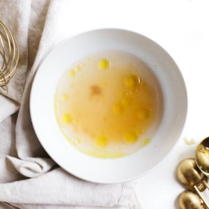 Apple-Cider Vinegar Nourishing Hair Mask