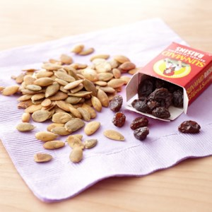 Raisins & Seeds Trail Mix