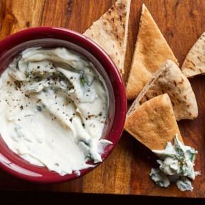 Tahini-Yogurt Dip