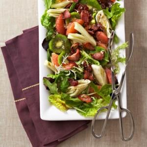 Grapefruit and Kiwifruit Salad