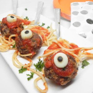 zombie eyes halloween meatballs recipe these meatballs are a must for your halloween