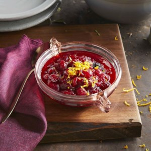 The Best Homemade Cranberry Sauce
