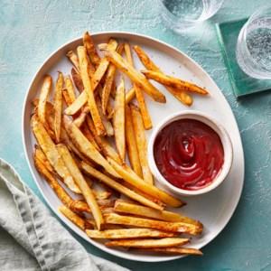 Crispy Air-Fryer French Fries