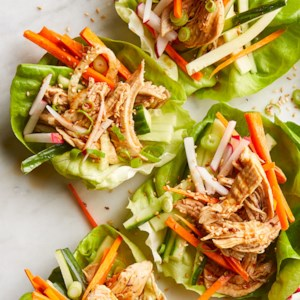 Healthy Lettuce Wrap Recipes