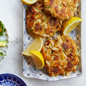 Speedy Crab Cakes