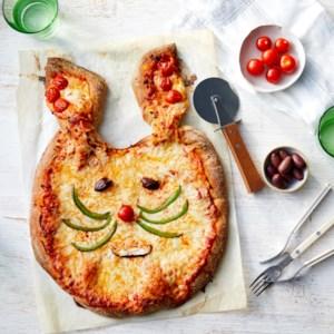 Bunny Pizza