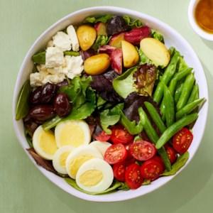 Vegetarian Niçoise Salad