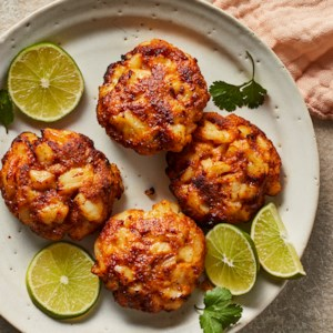 Air-Fryer Fish Cakes