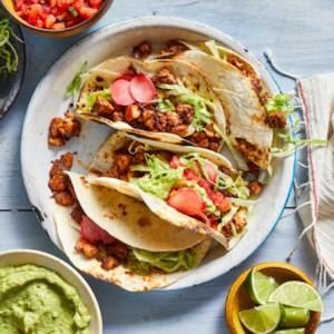 Beefless Vegan Tacos