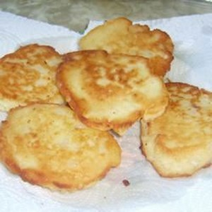 Fried Mashed Potato Cakes Recipe | Allrecipes
