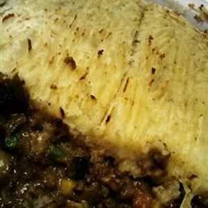 Shortcut Shepherd's Pie