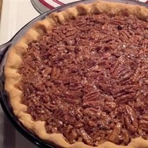 Irresistible pecan pie recipe allrecipes pecan pie forumfinder Choice Image