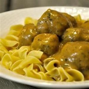 Swedish recipes allrecipes easy swedish meatball sauce forumfinder Gallery