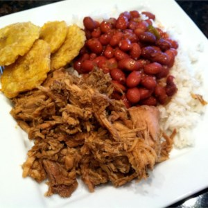 Puerto rican recipes allrecipes slow cooker pernil pork recipe and video puerto rican style pork roast but done forumfinder Images