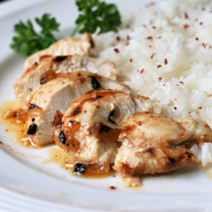 Easy Broiled Chicken Breasts Recipe - These lemony broiled chicken breasts are a great dinner option when it's too cold or wet to fire up the outdoor grill.
