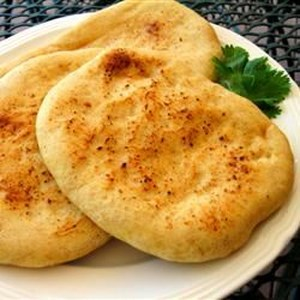 Indian bread recipes allrecipes indian naan ii recipe and video this rendition of indian naan bread calls for yogurt forumfinder Gallery