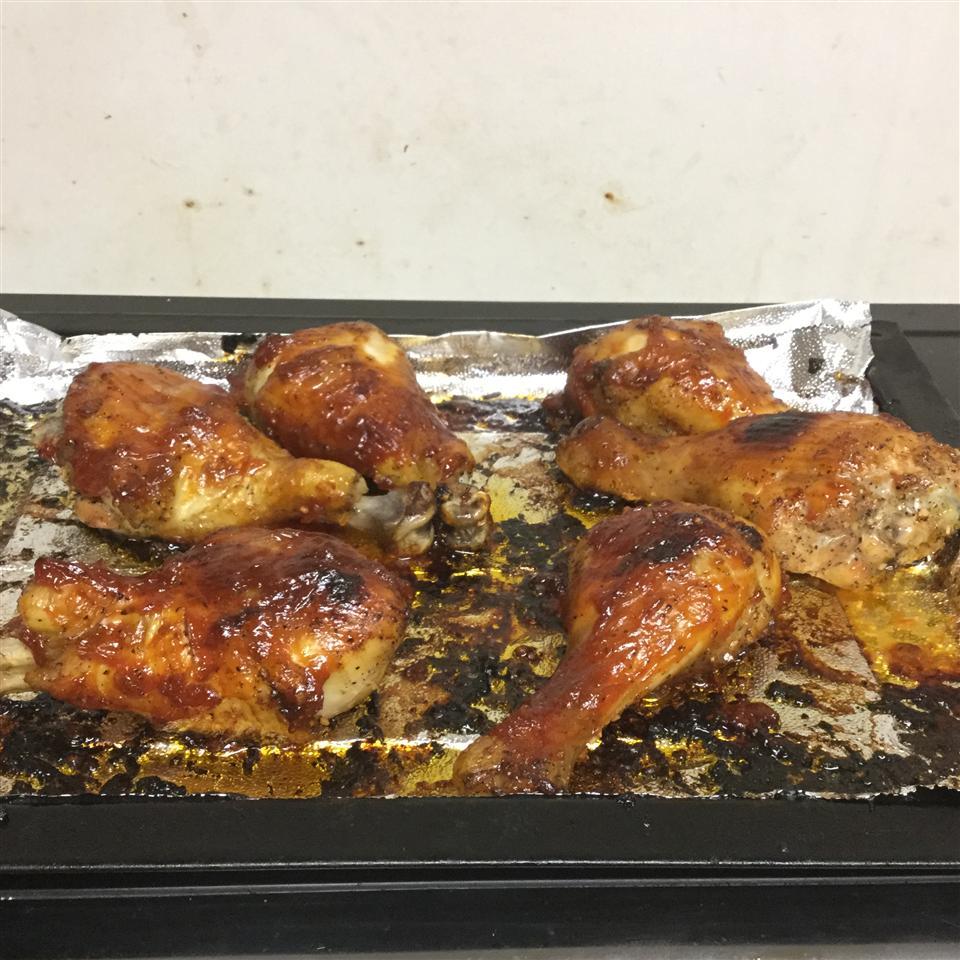 Southern BBQ Chicken LaTonyia Guyton