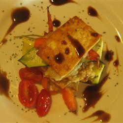 Vegan Tofu Napoleon