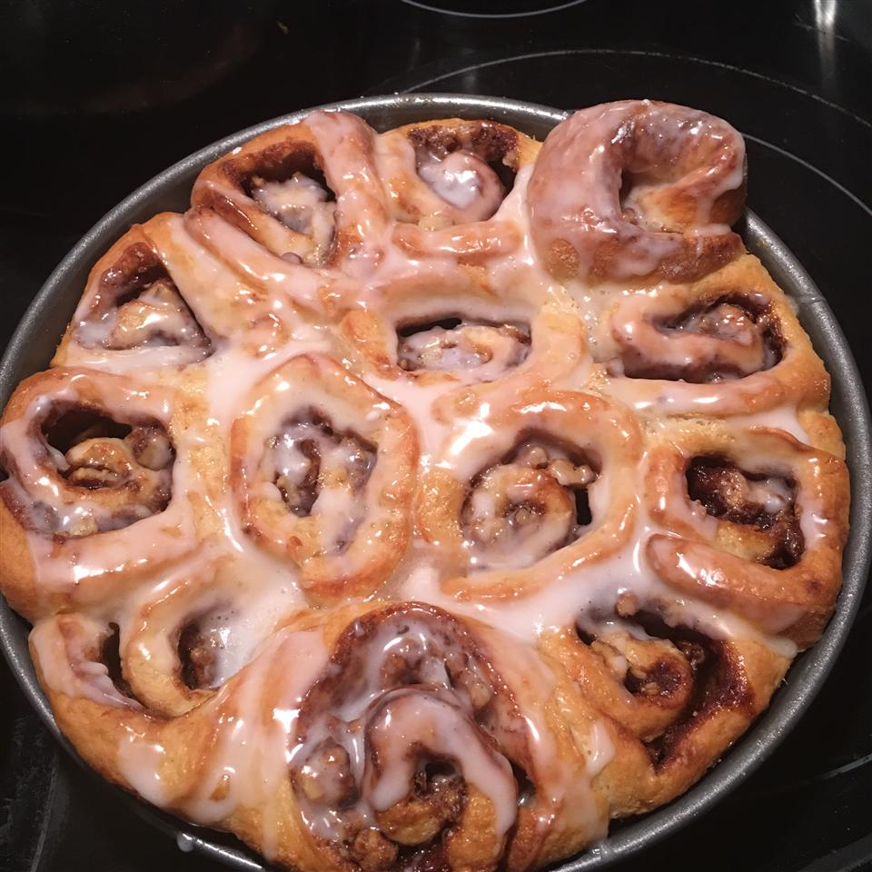 Easy Cinnamon Rolls Chris Martin
