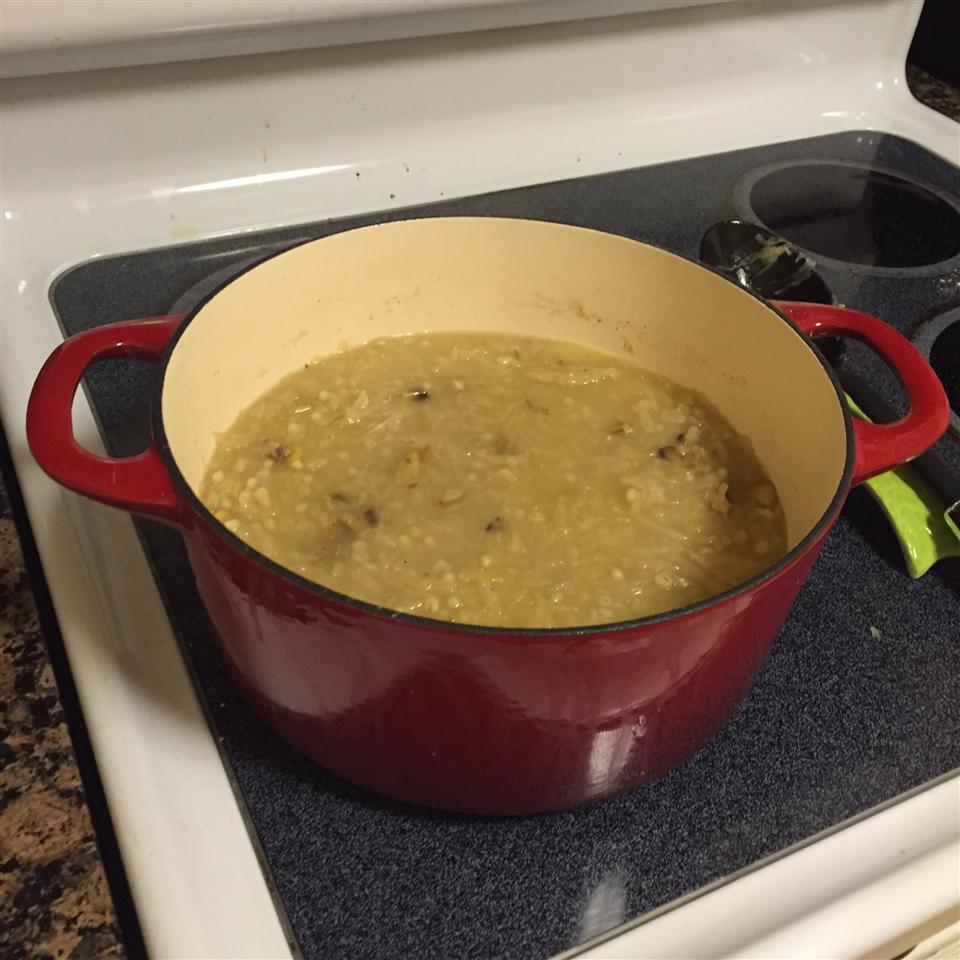 Sauerkraut Soup I
