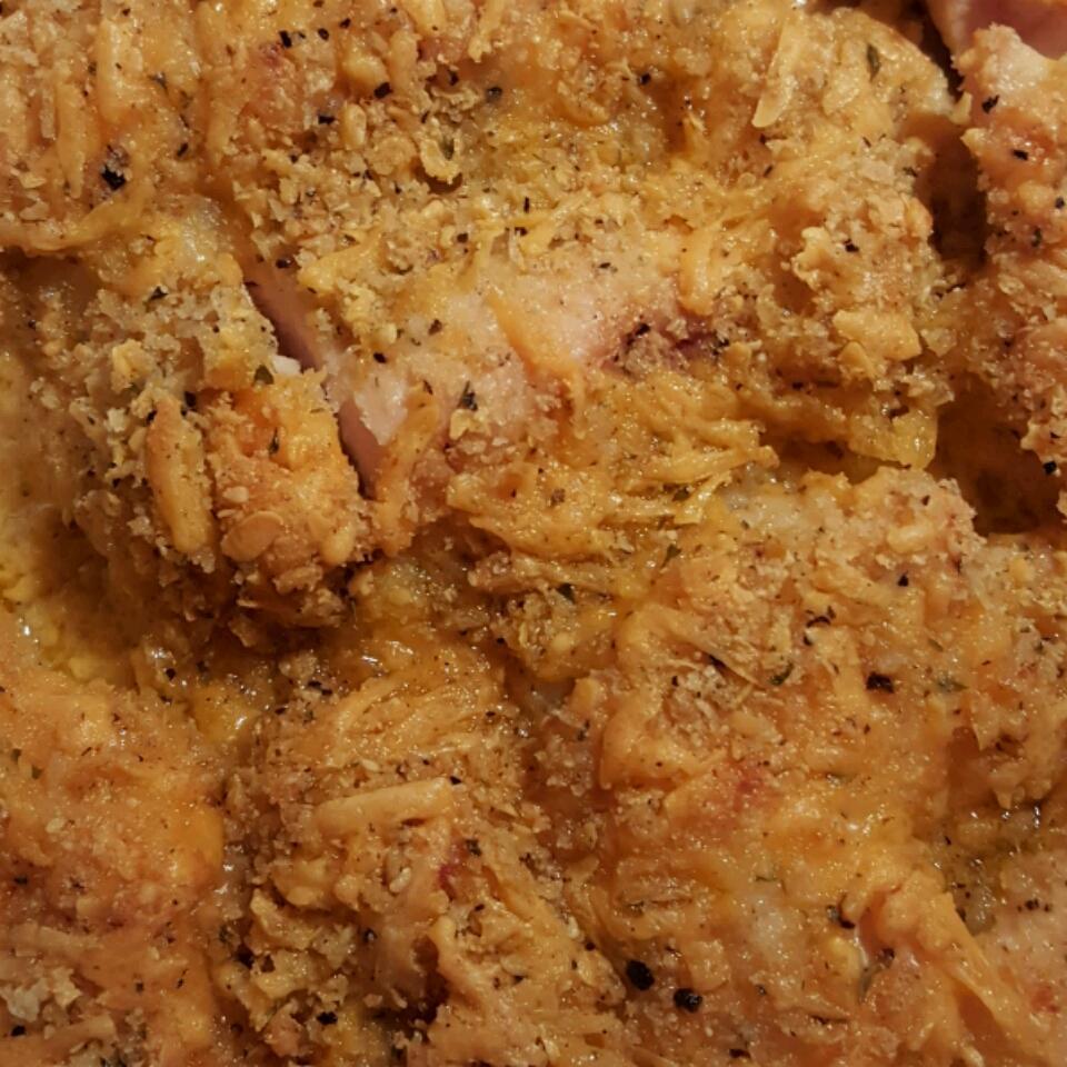 Garlic Cheddar Chicken Rhonda M. Sharak-Stoddard