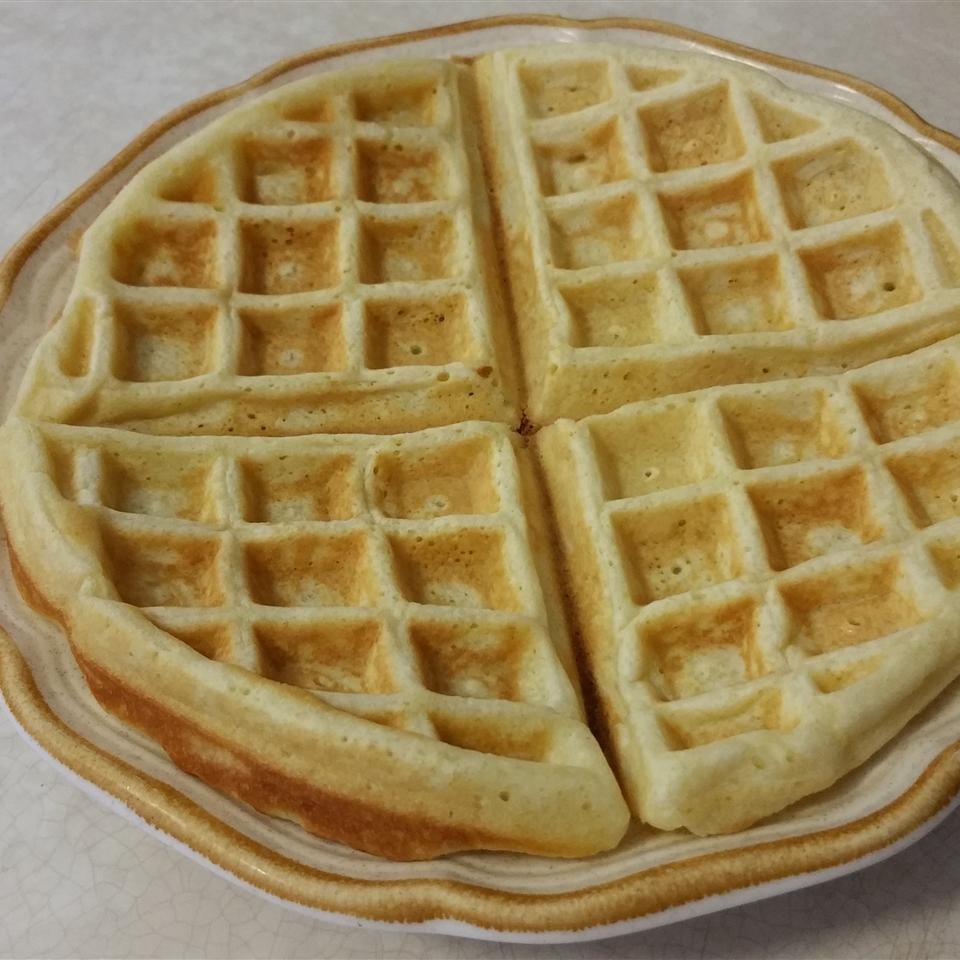 Great Easy Waffles