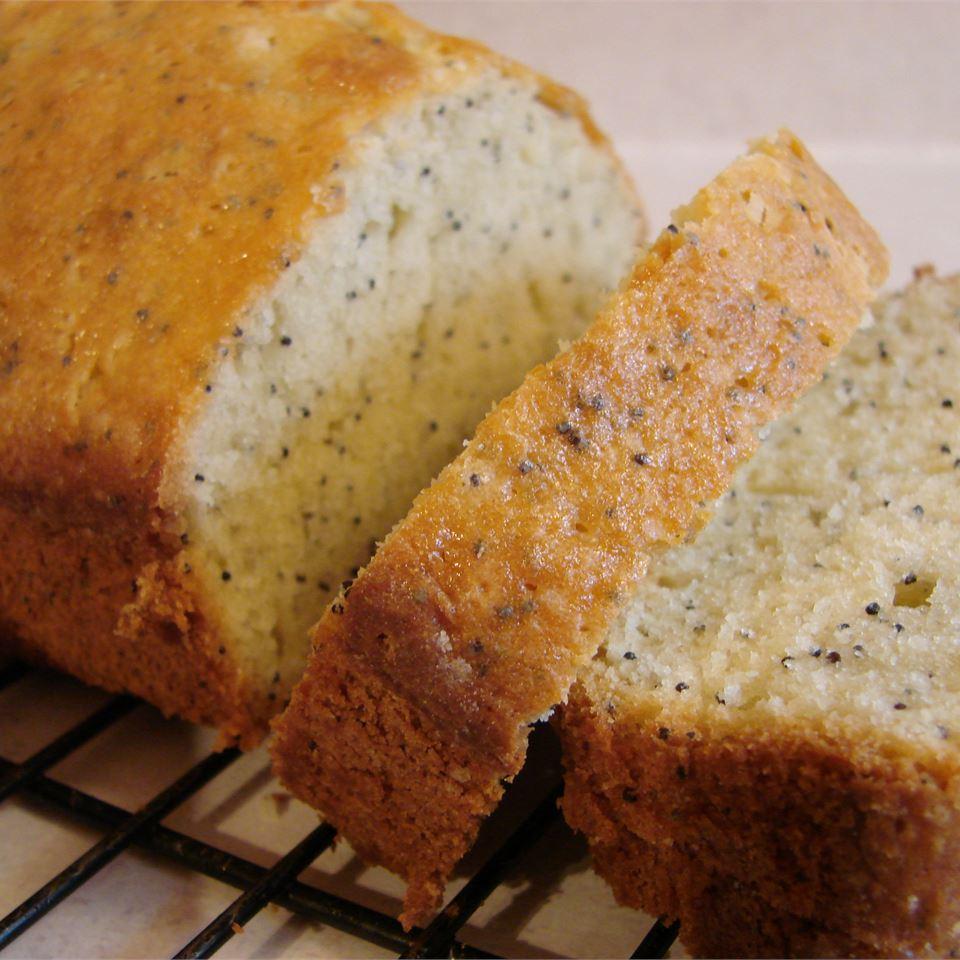 Poppy Seed Bread I