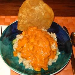 Indian Chicken Curry I