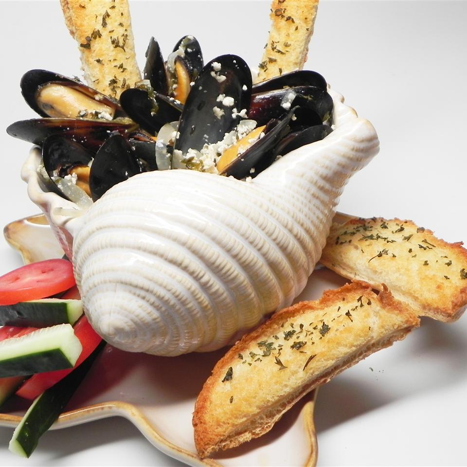 Greek Mussels