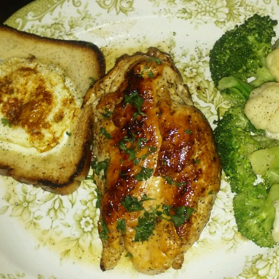 Quinoa and Honey Mustard Chicken Slow Cooker Meal Azeneth Palma