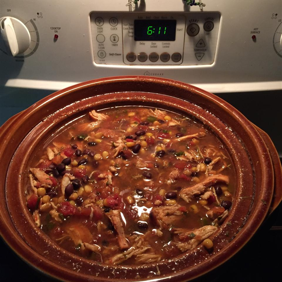 Slow Cooker Low-Carb Santa Fe Chicken Biddy Sparks Lamb