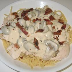 Bacon Mushroom Chicken Victoria68