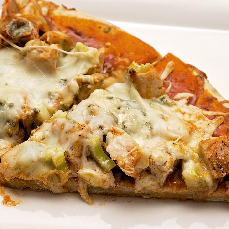Touchdown Pizza April Yvonne Flanagan