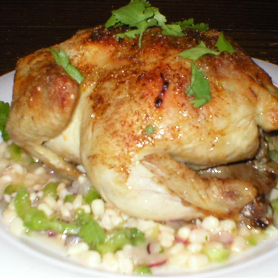 Game Hens Southwestern-Style