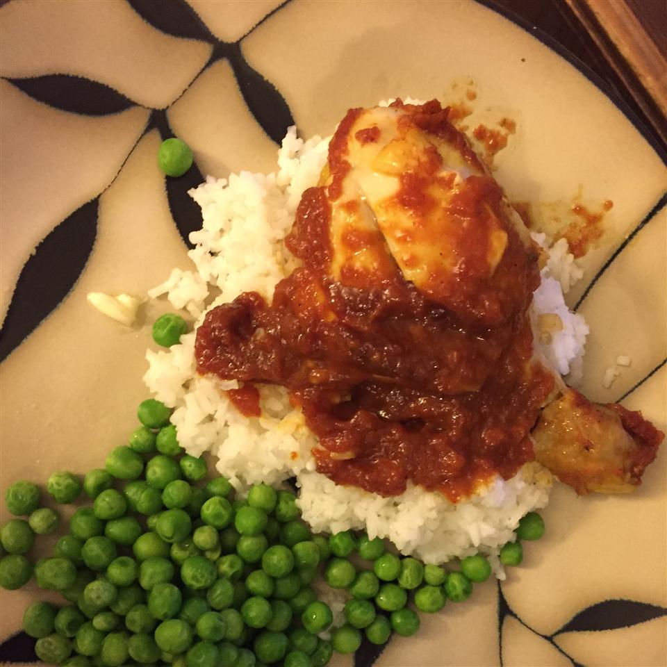 Loga's Microwave Chicken kard222