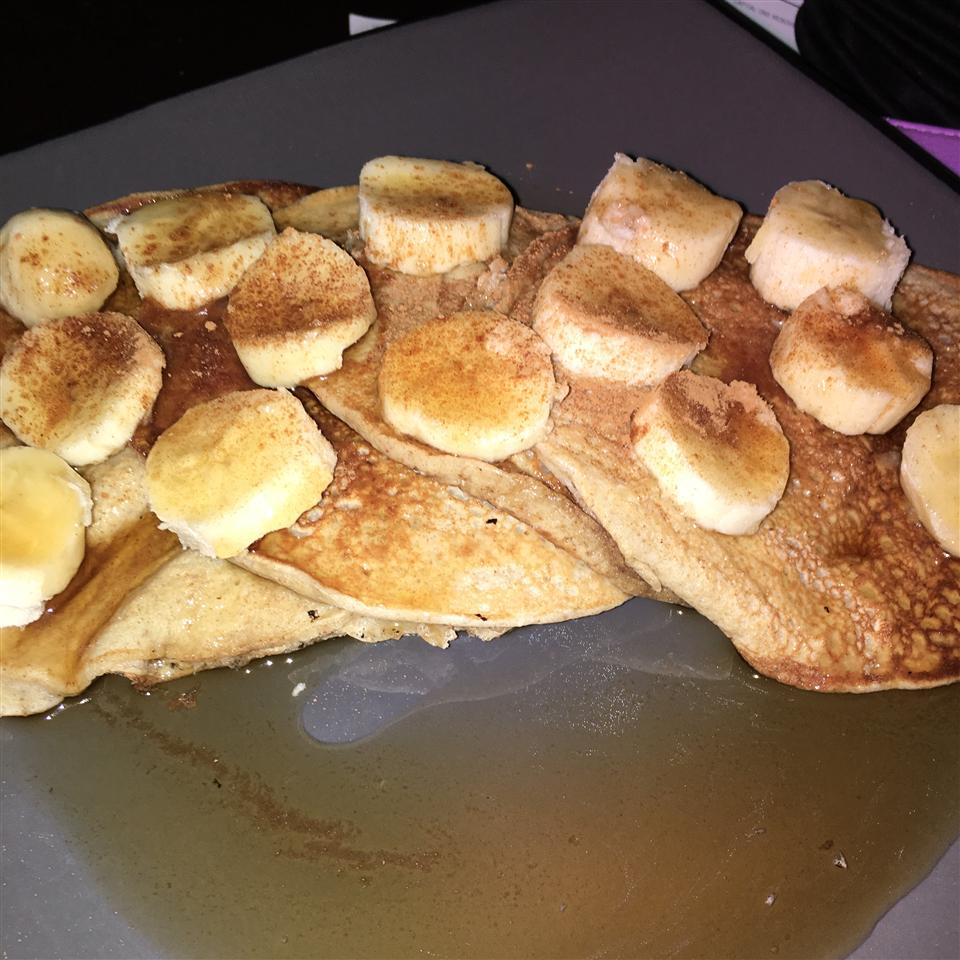Maple Syrup and Banana Sauce Jennifer Marie Maxwell